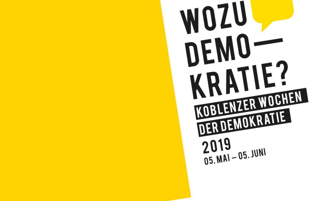 """Veranstaltungsankündigung: """"Parité – die Zukunft der Demokratie?"""""""