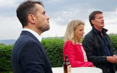 SPD-Afterwork-Party an der Metternicher Windmühle war ein schönes Fest