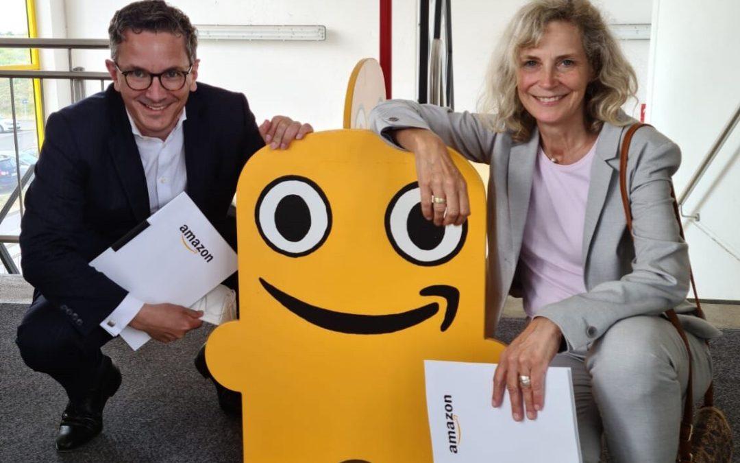 """""""Was heißt hier eigentlich Transformation?"""" Anna Köbberling auf Sommerreise zu Koblenzer Unternehmen"""