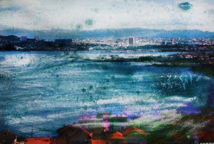 Marseille city for a flaneur
