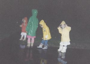 5d AnnaLeah playing in the rain