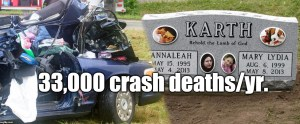 Crash Deaths