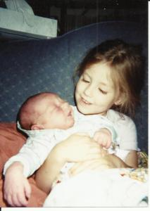 1i newborn Mary and AnnaLeah (1)