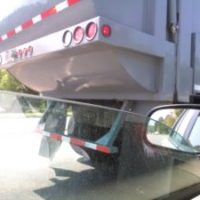 If people die from riding under Single Unit Trucks, why aren't they required to have underride protection?