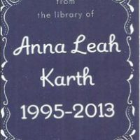 From the Library of AnnaLeah Karth, 1995-2013: She hadn't read them all yet; Death By #Underride