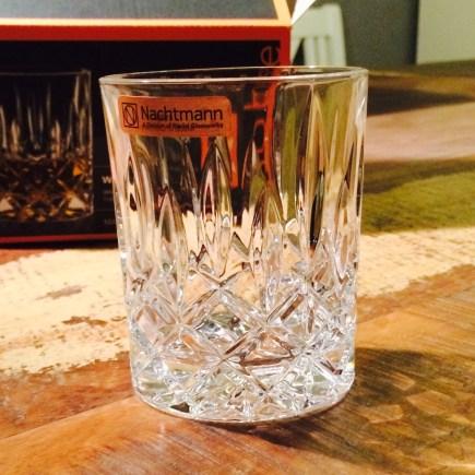 Neue Kristallgläser