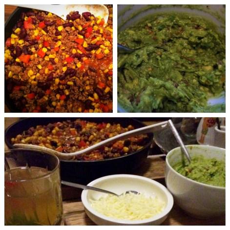 Mexicanisch Essen