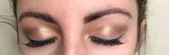 Christmas Look Weihnacht Make up Annalena loves