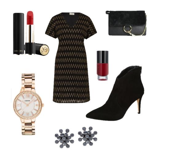 Annalena Loves Outfit Inspiration Weihnachten