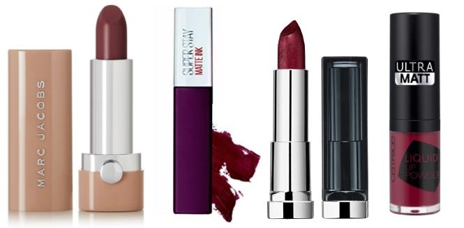 Lippenstifte herbst Beauty Diary