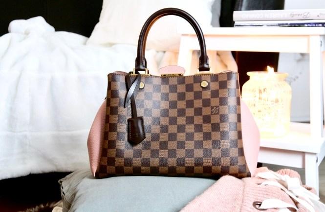 Handtasche Winter Pflege Tasche Annalena Loves