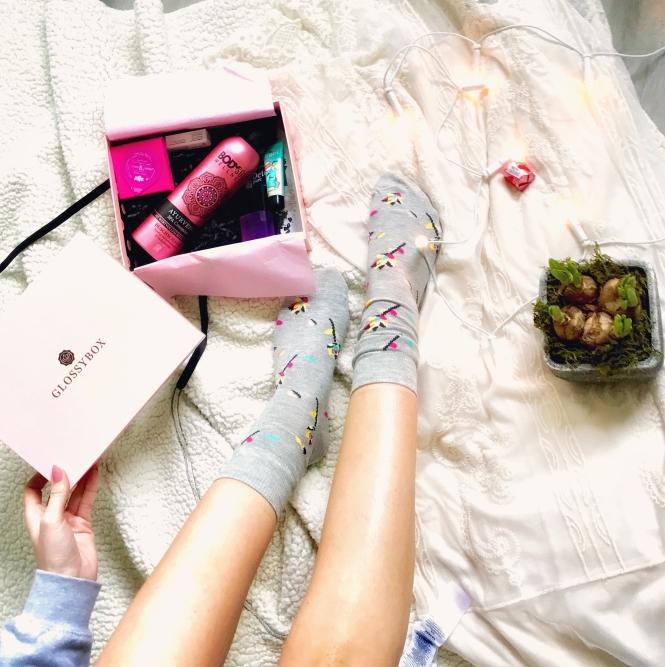 Glossybox Beauty Box Abo Schönheit Annalena Loves