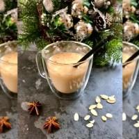 Rezepte: kalorienarme Kürbis-Mandelmilch für die kalte Jahreszeit