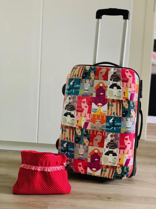 kliniktasche tasche packen mama blog schwangerschaft