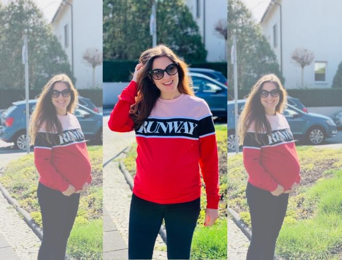 Trend Outfit: Sweatshirt - unser bester Freund für den Frühling