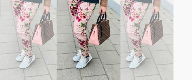 Blumenoutfit Annalena loves Modeblog Blütenprint blumendruck