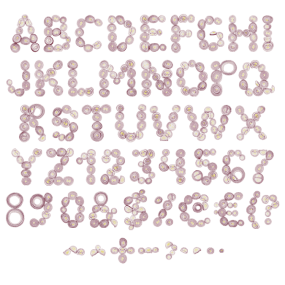 Onion-font-alphabet-595x595