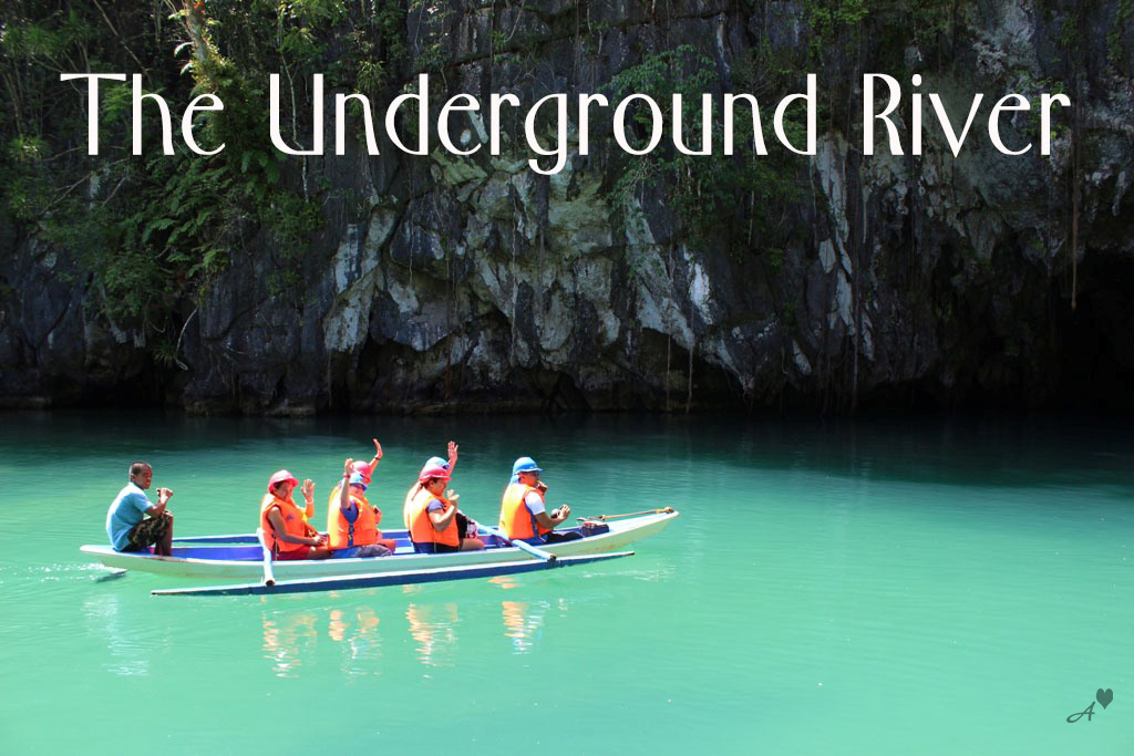 The Underground River in Palawan ❥ How to Get There