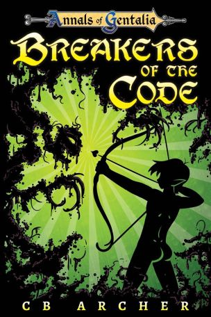 Breakers of The Code - Final Cover