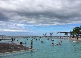 The Esplanade. Cairns (foto: Anna Luciani)