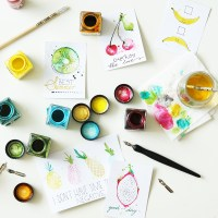 Fruit sensation :: painted freebies.