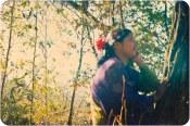 Chunu Gurung, Chitwan, date unknown.