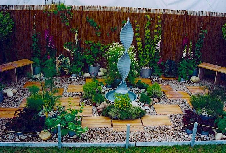 Garden Design Ideas With Slate – Thorplc Com