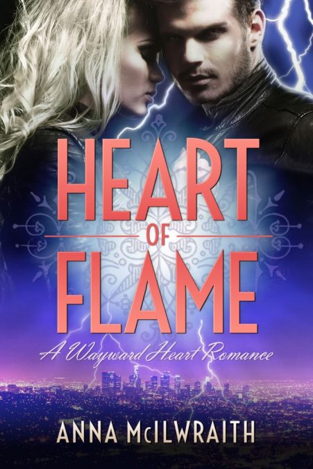 Heart of Flame novel cover