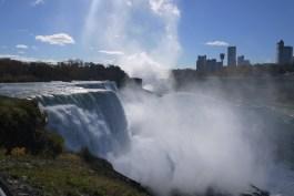 Nigara falls, Up state New York