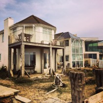 Awesome seaside house