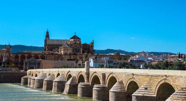 Cathedral Mosque Of Rdoba Spain In Focus