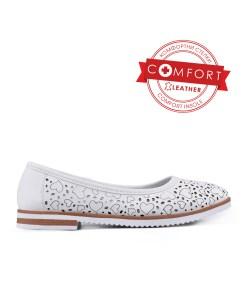 Дамски обувки естествена кожа 08-200-7а
