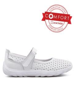 Дамски обувки естествена кожа 08-201-4