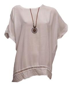 Дамска блуза XL 18-371-4