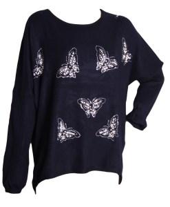 Дамска блуза XL 18-290-3