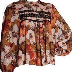 Дамска блуза 0018-686-2