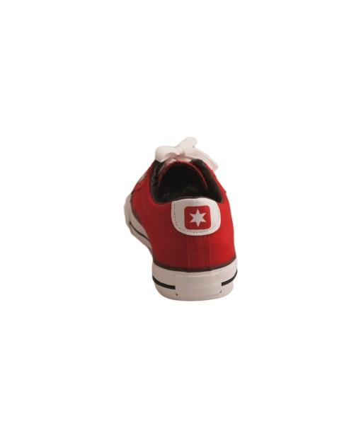 Дамски кец 586-1 червен
