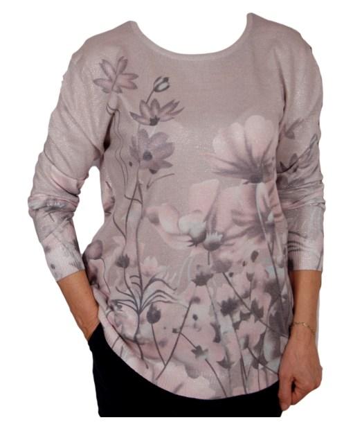 Дамски пуловер 2-392-1