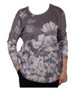 Дамски пуловер 2-392-3