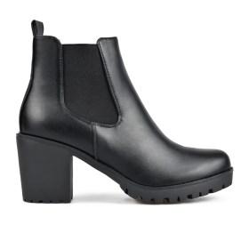 Дамски боти 0019-200-52 цвят черен