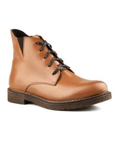 Дамски обувки естествена кожа 08-180-2 цвят кафяв