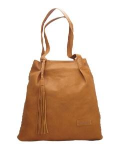 Дамска чанта 002-698-30 цвят горчица