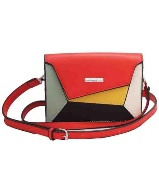 Дамска чанта 002-697-91цвят шарен