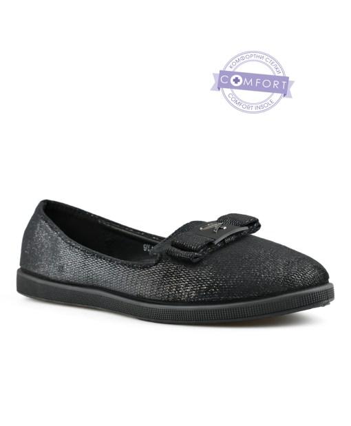 Дамски обувки 085-62 цвят черен