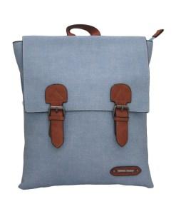 Дамска чанта 002-694-75 цвят син