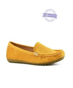 Дамски обувки 084-1 жълти