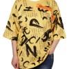 Дамска блуза 0019-563-70 цвят горчица