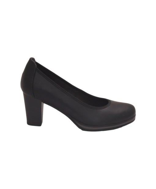 Дамски обувки 086-05 цвят черен