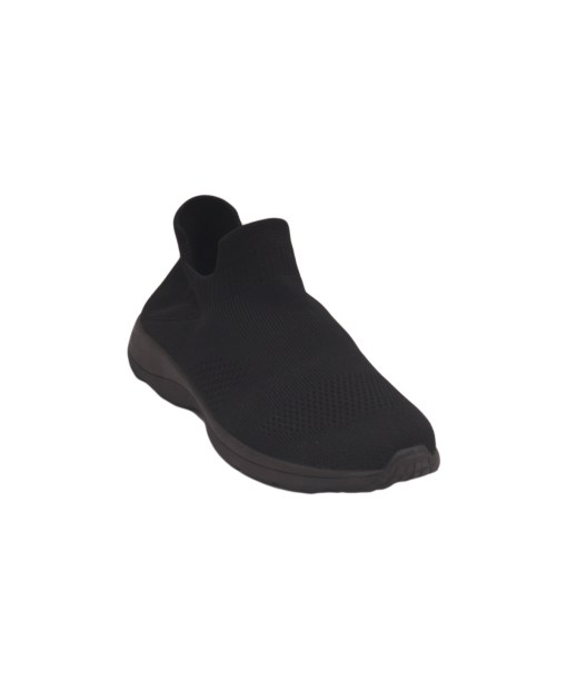 Дамски кец 584-3 цвят черен