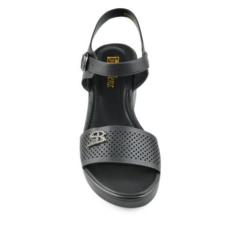 Дамски сандали 21-99-3 цвят черен